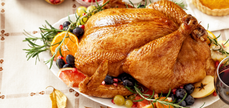 Thanksgiving Holiday Orders - Turkey, Roll and Gluten-Free Pies