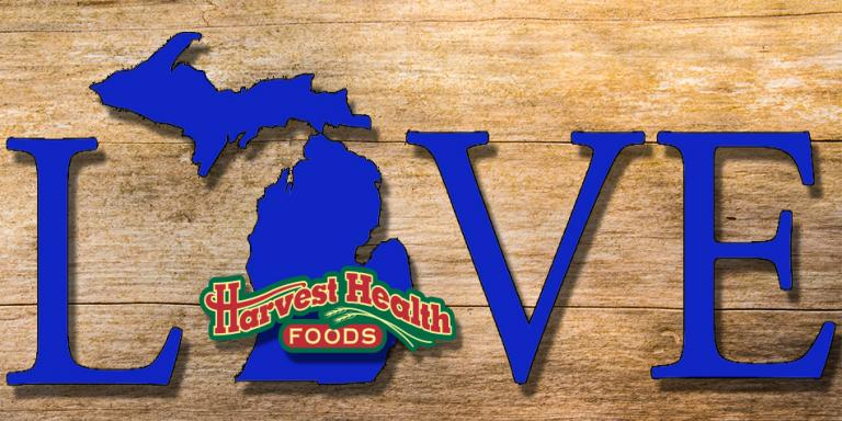 Local Michigan Products Featured At Harvest Health Foods