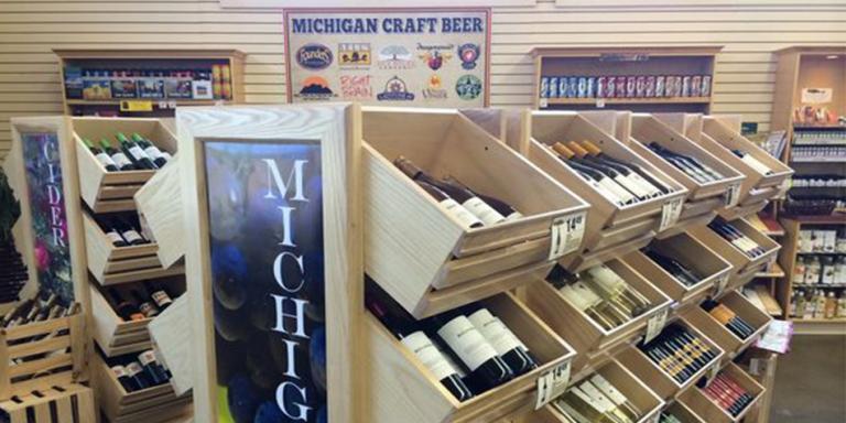 Organic Wines Craft Michigan Beers Gluten-Free Beers